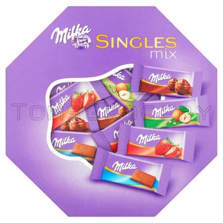 Milka Singles Assorted Mix Mini Chocolate Bars 147g 5.2oz   eBay