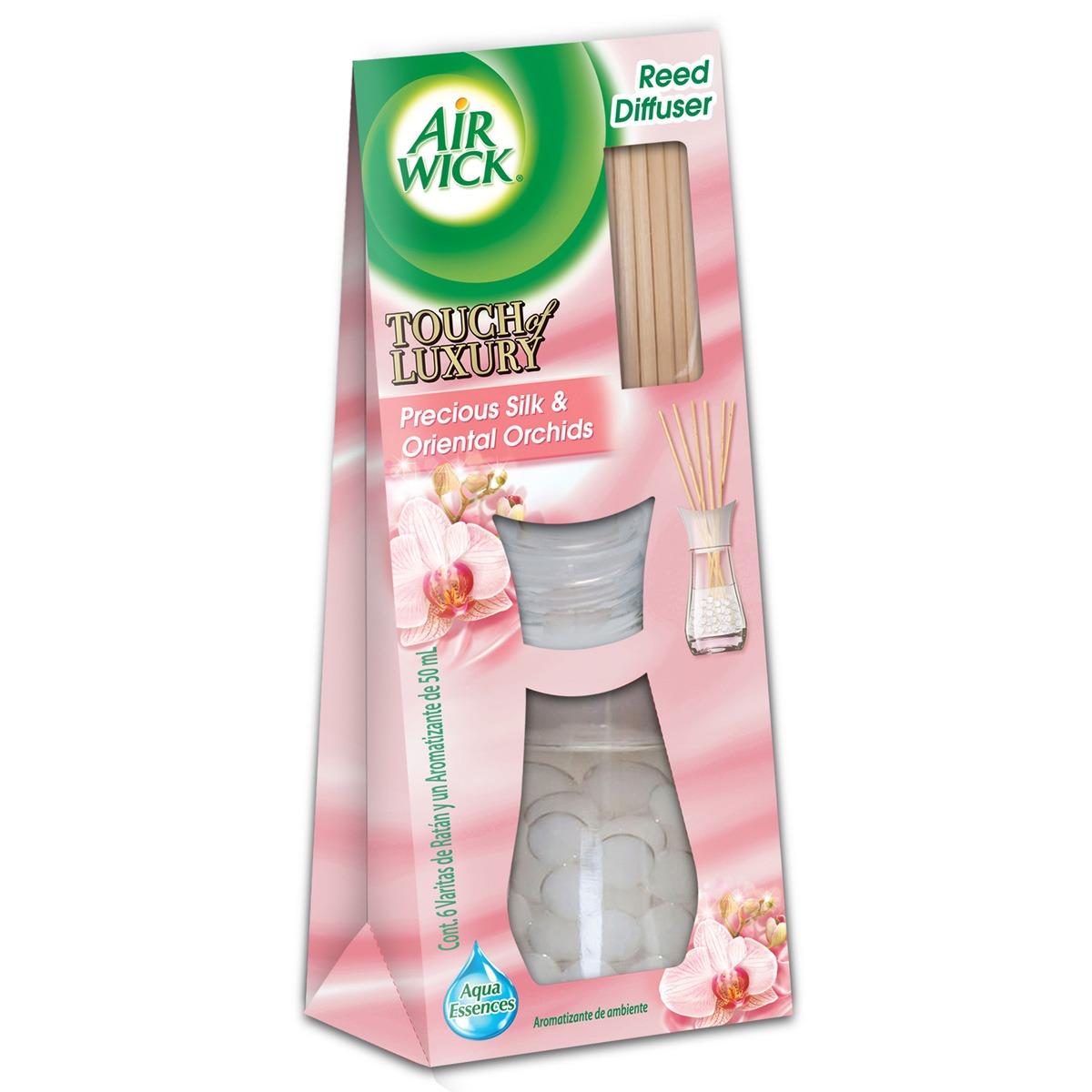 Air Wick Scented Sticks Precious Silk Amp Oriental Orchids